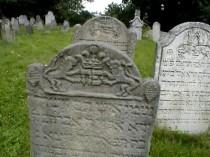 FOTO: Židovský hřbitov