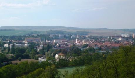 FOTO: Pohled na Ivančice