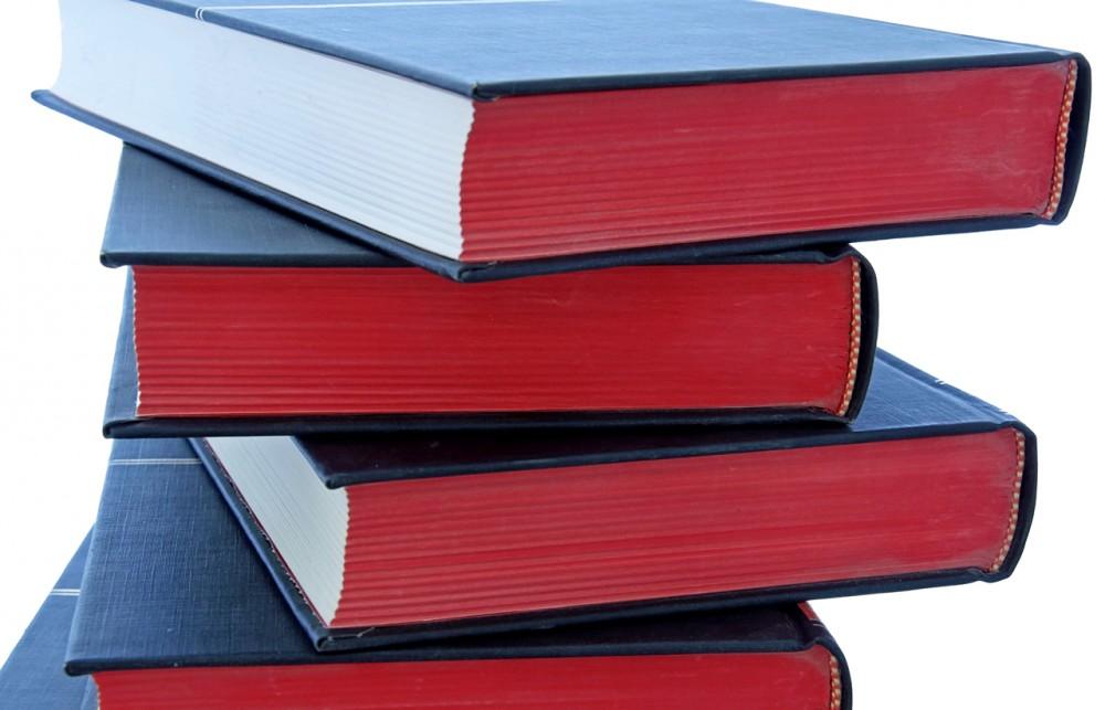 FOTO: knihy