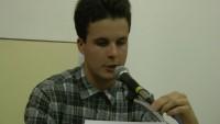 FOTO: Martin Vondráček, vítěz prvního ročníku soutěže Fantastická povídka