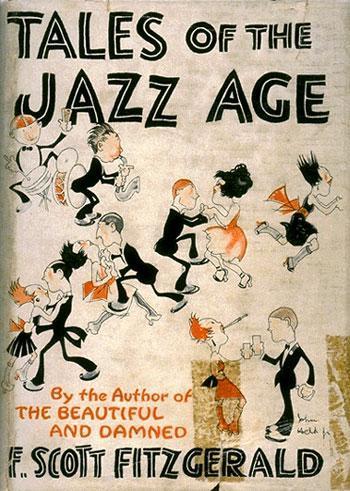 obálka Francis Scott Fitzgerald: Tales of the Jazz Age (EN)