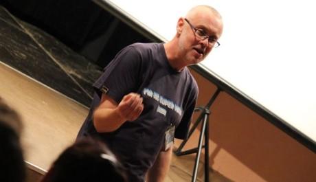 FOTO: Prof. PhDr. Petr A. Bílek, CSc.