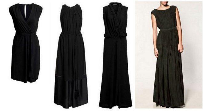 FOTO: Šaty podzim 2011