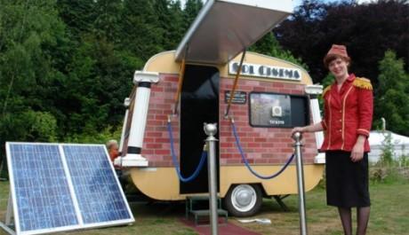 FOTO: Solární kino