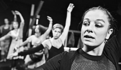 FOTO: Eva Elsnerová jako baletní učitelka Anna