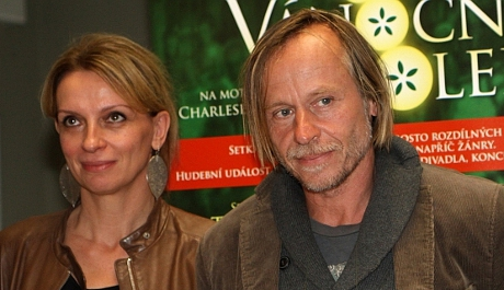 FOTO: Ivana Chýlková a Karel Roden