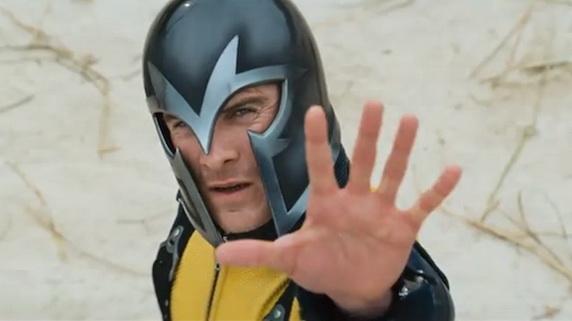 FOTO: X-Men: První třída