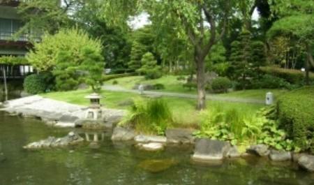 FOTO: Japonský park