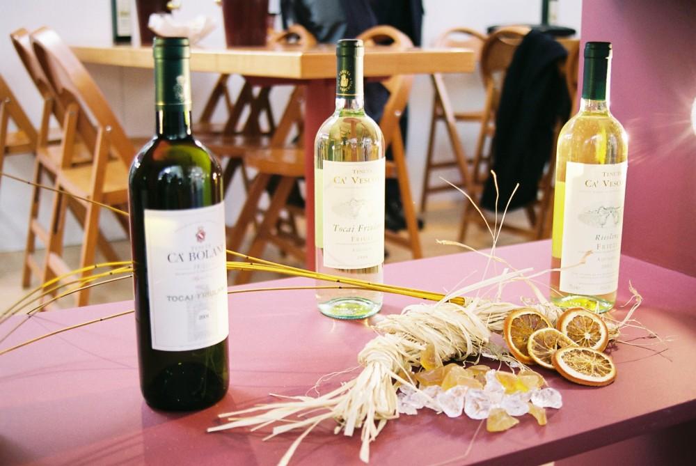 FOTO: 3 láhve vína
