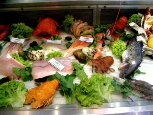 FOTO: Rybí trh, Austrálie