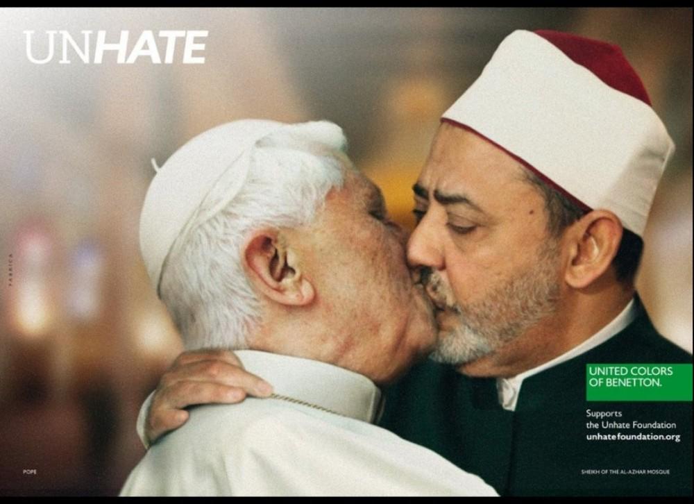 FOTO: Reklama na Benetton