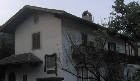 FOTO: Dům v Brixenu, ve kterém Havlíček bydlel