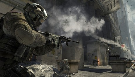 Call of Duty Modern Warfare 3 boj