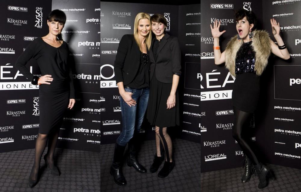 FOTO: Salon Petry Měchurové slavil 10. narozeniny