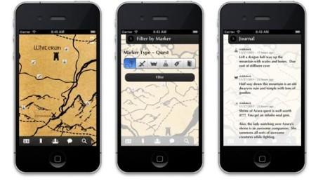 FOTO: Dragon Shout iPhone App
