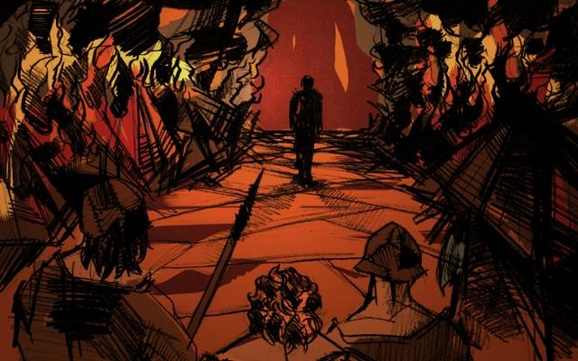 OBR: Ilustrace - Honza Mikulec - Rozsévač smrti