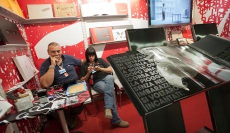 FOTO: Prezentace národních literatur na Frankfurter Buchmesse