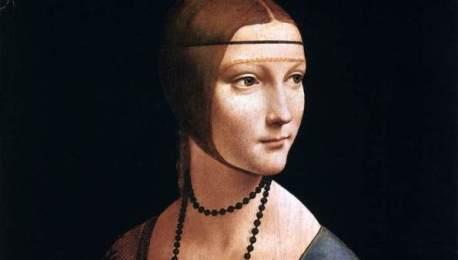 OBR: Leonardo-Dáma s hranostajem