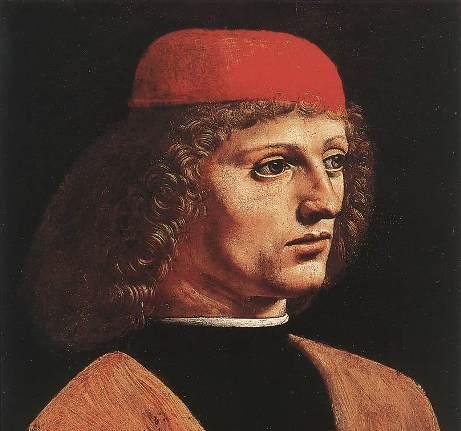 FOTO: Leonardo da Vinci - Hudebník