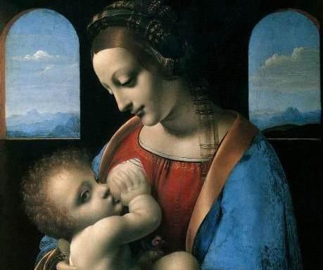 FOTO: Madonna-Litta-Leonardo-da-Vinci