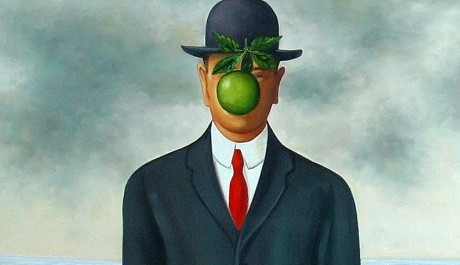 OBR: Magritte Son of the Man