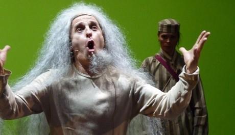 Foto: David Prachař jako kontroverzní Král Lear