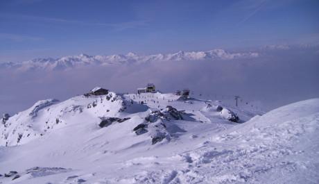 FOTO: Výhledy v Rakouských Alpách