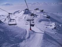 FOTO: LLanovka v Alpách