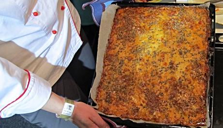 FOTO: Konopné lasagne