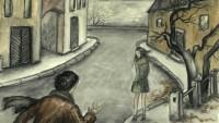 OBR: Ilustrace - Petra Valouchová - Na věčnou památku