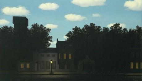 OBR: René Magritte Das Reich der Lichter