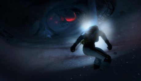 FOTO: SSX Massive World in the dark