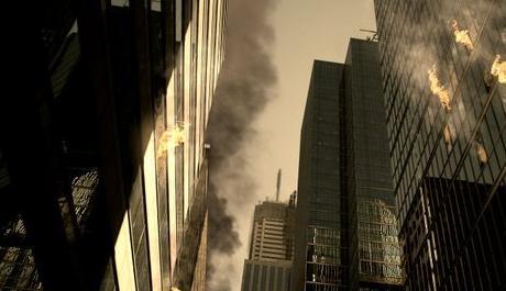 FOTO: Zničené Toronto ve snímku The Collapsed