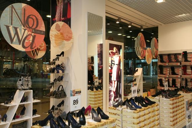 FOTO Prodejna obuvi