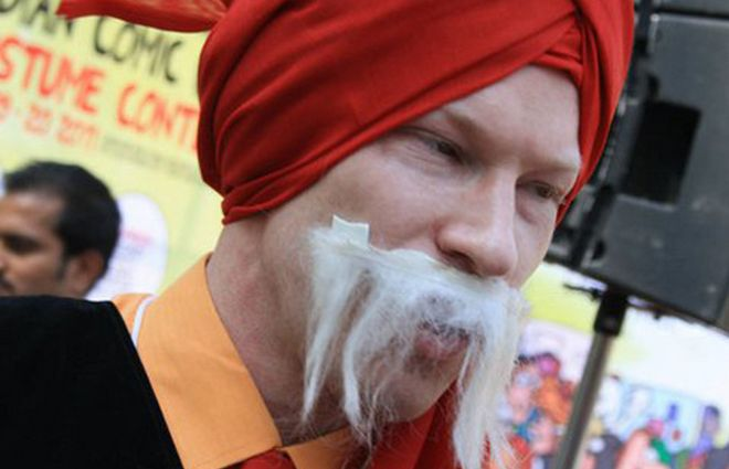 FOTO: Typickým indickým komiksovým hrdinou je Chacha Chaudhary