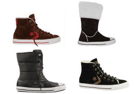 Originální zimní boty existují. Najdete je u Converse - TOPZINE.cz 4b4f91ca3a