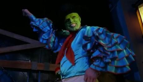 Jim Carrey - Maska
