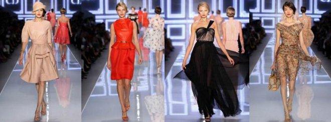 FOTO: Dior jaro/léto 2012
