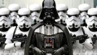 FOTO: figurky Dartha Vadera a Stormtrooperů