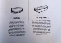 FOTO: Obrázky steaků pro lepší představu