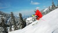 FOTO: Zažijte atmosféru jedné z mnoha sjezdovek Dolního Rakouska