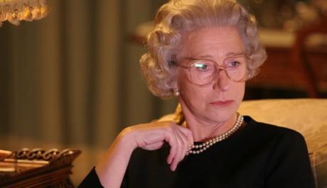 FOTO: Helen Mirren jako královna Alžběta II.