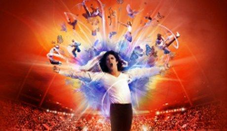 FOTO: Přebal alba Immortal, Michael Jackson