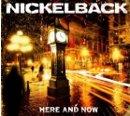 FOTO: Nickelback, přebal alba Here and Now
