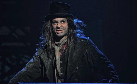 FOTO: Jekyll a Hyde