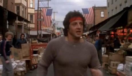 FOTO: Rocky Balboa