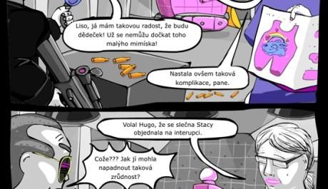 OBR: 60. díl komiksu Ronaldův svět
