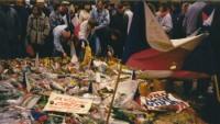FOTO: Sametová revoluce, Zdroj: wikipedia.cz