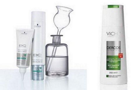 FOTO: Vlasová kosmetika proti lupům