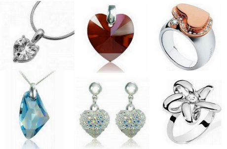 FOTO: Vánoční dárky - šperky